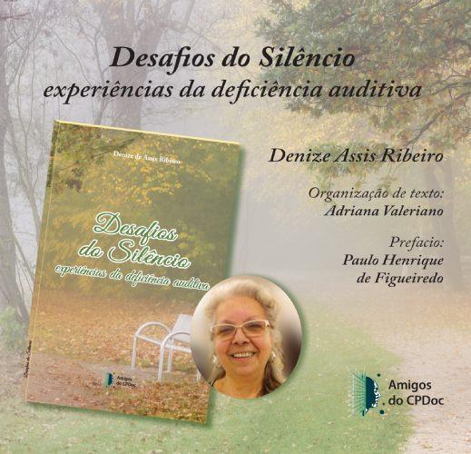 Livro Desafios do Silêncio