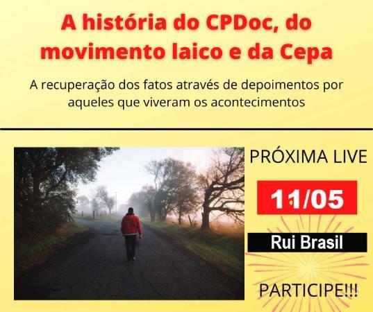 A história do CPDoc, do movimento laico e da Cepa